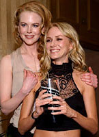 Naomi Watts at the Movieline Award 2001