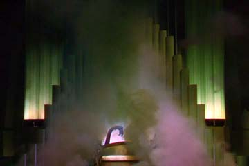 The Wizard Of Oz Connection